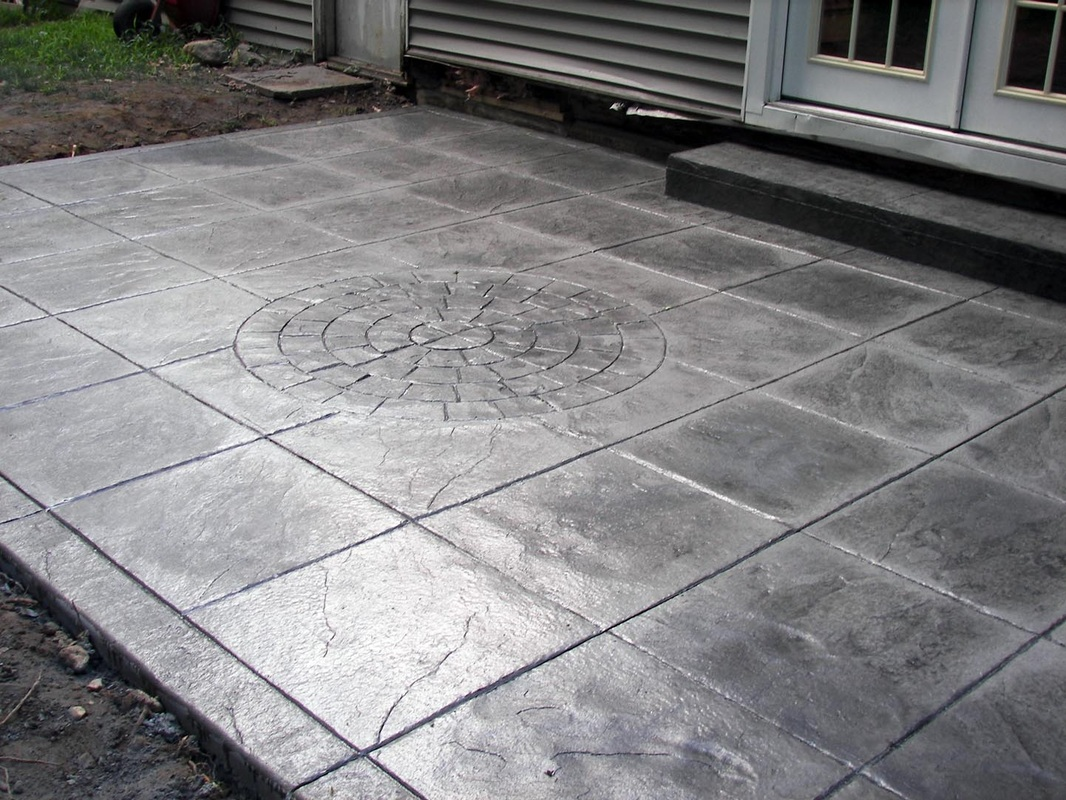 Amazing Stamped Concrete Patio Hacks Creative Ways You
